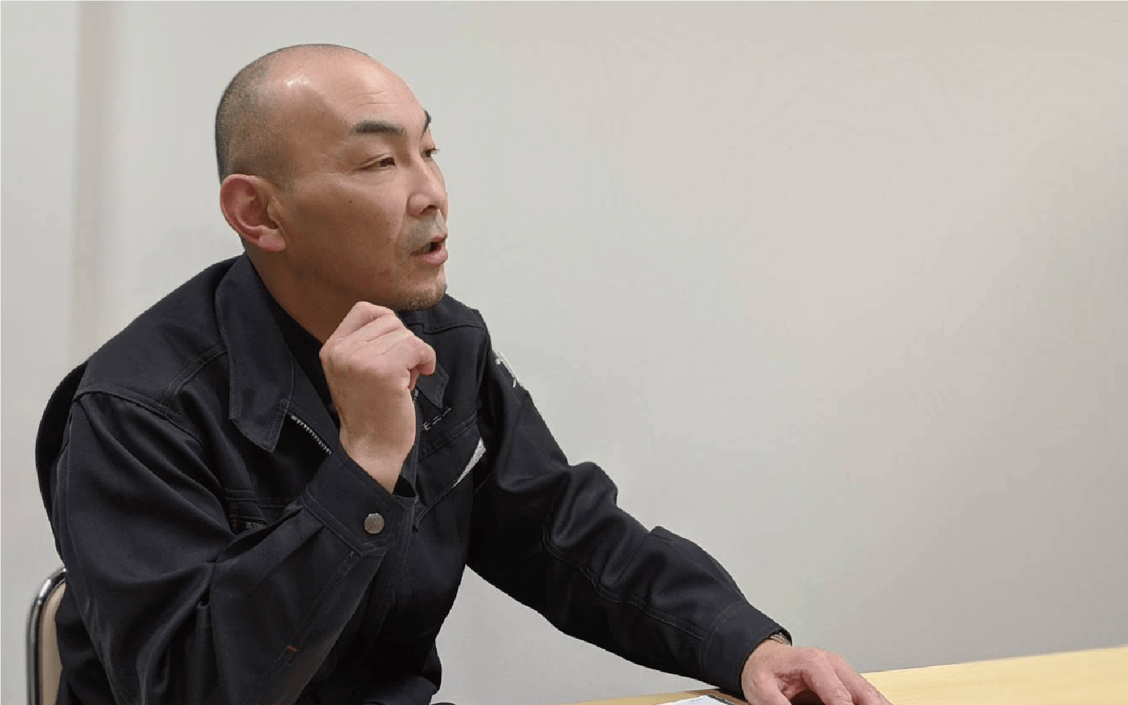 インタビュー:川原 昭仁